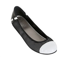 Ballet shoes Hogan Rebel by modates.gr