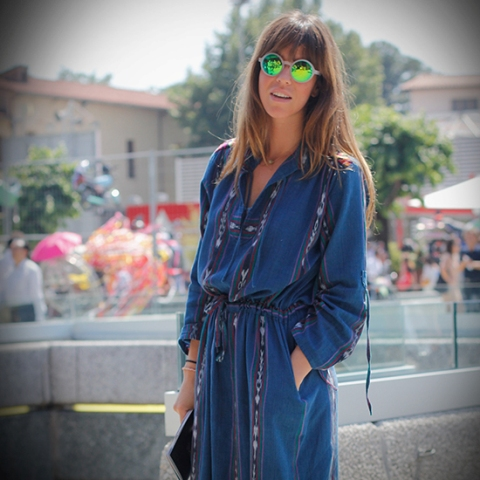 Denim dress 4 by modates.gr