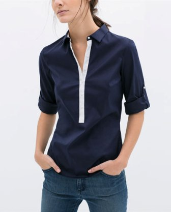 In this shirt Zara 2 by modates.gr