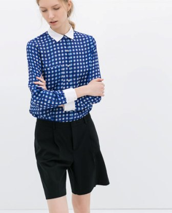 In this shirt Zara1 by modates.gr