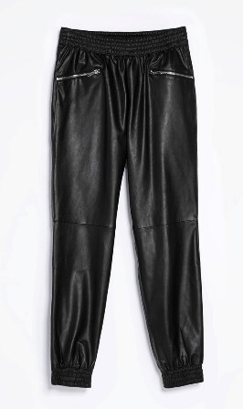 Leather pants Zara 1 by modates.gr