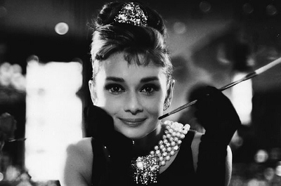 Audrey Hepburn by modates.gr