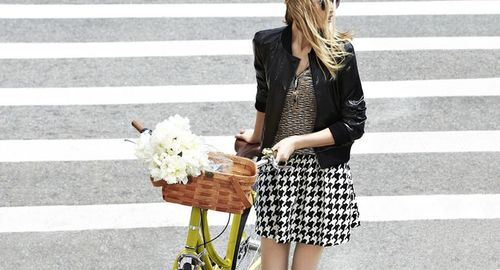 Day Look: Bike Style!
