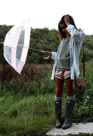 Under my umbrella by modates.gr