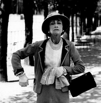 Fashion icons Coco Chanel by modates.gr (2)