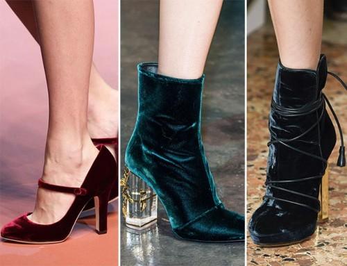 velvet footwear by modates.gr