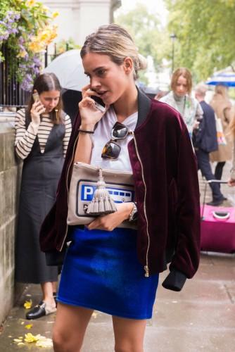 velvet jacket by modates.gr
