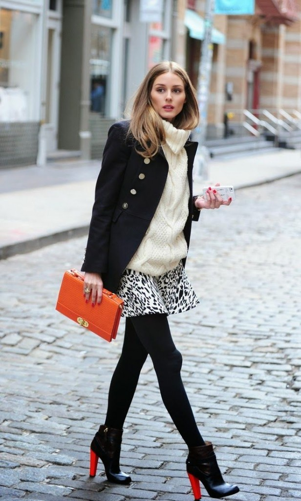 Day look olivia palermo by modates.gr